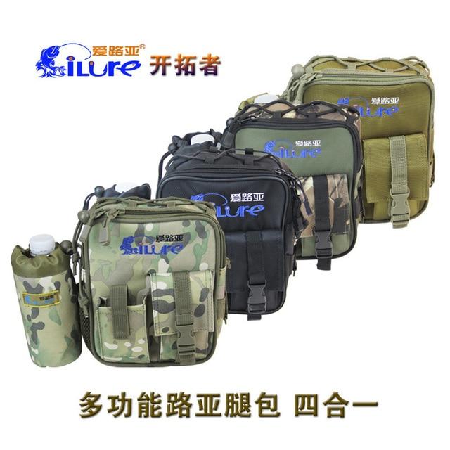 Outdoor Fishing Rod package, leg bag,waist pack,messenger bag multifunction drop shipping