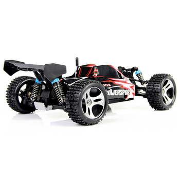 WLtoys A959 Electric Rc Car Nitro 1/18 2.4Ghz 4WD Remote Control Car High Speed Off Road Racing Car Rc Monster Truck For Kids 1