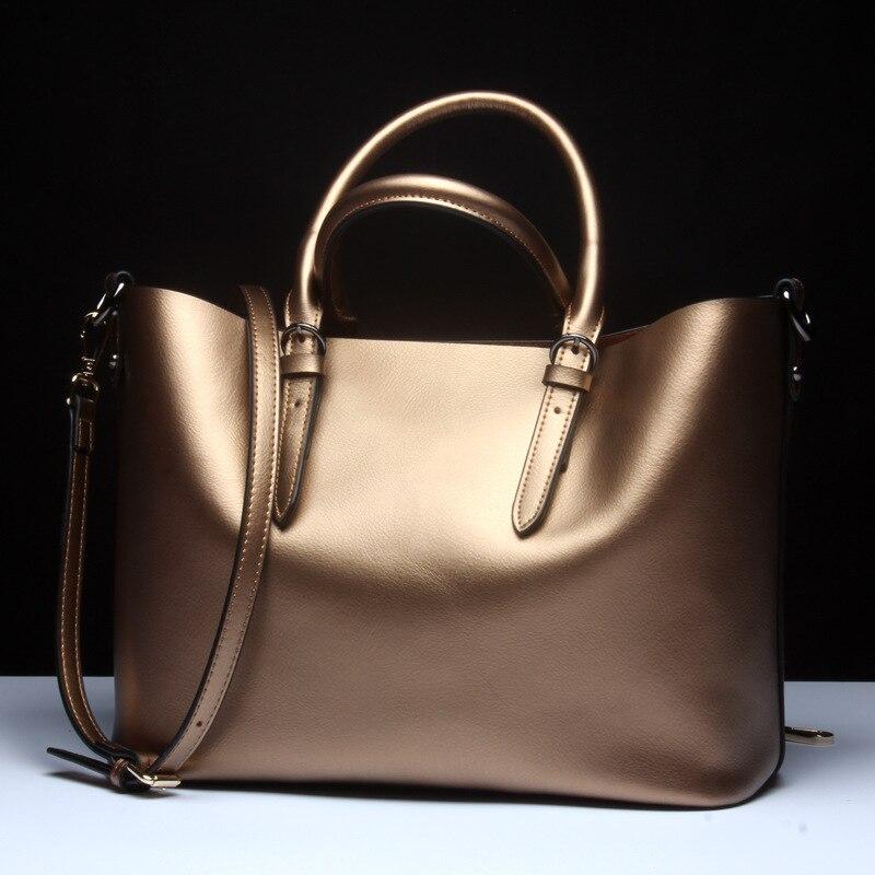 2016 new European leather handbag handbag Commuter Bag Handbag Shoulder Bag women wholesale manufacturers
