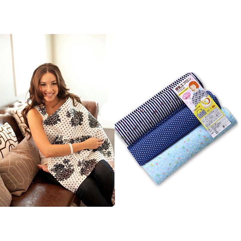 Baby Mum Breastfeeding Cover Up Cotton Nursing Udder Towel Shawl Cloth Blanket