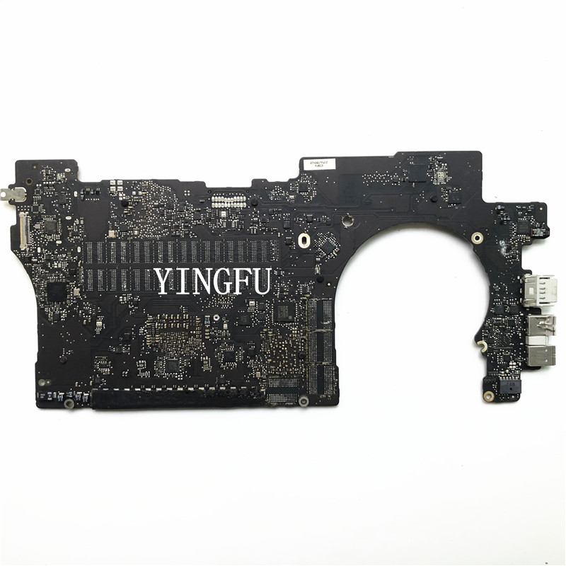 820-3332 820-3332-A Faulty Logic Board For Apple MacBook Pro A1398 MC975 MC976 Retina Repair