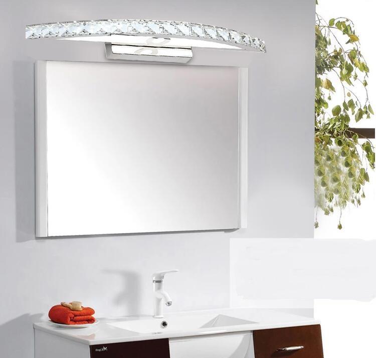 cuarto de bao de cristal led lmparas de pared moderna minimalista mesa de tocador del bao