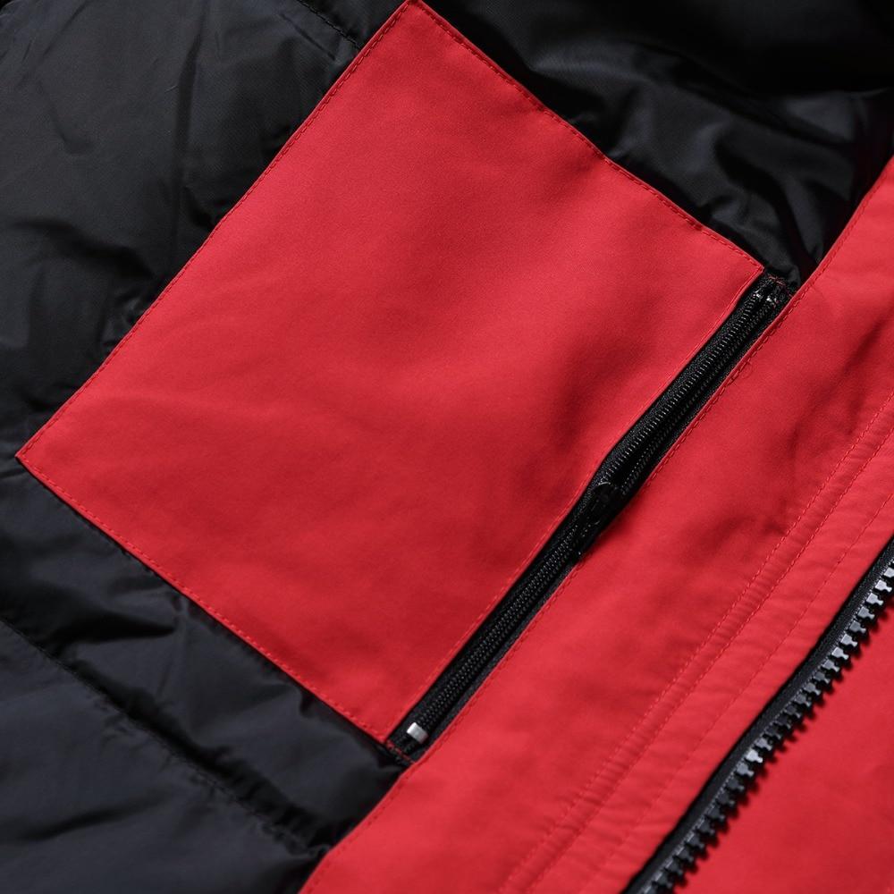 SIMWOOD 90/% Grau Ente Mäntel Männer 2018 Winter Warme Kapuze Parka Mode Länge Jacken Männlichen Hohe Qualität Plus Größe Outwear 180298