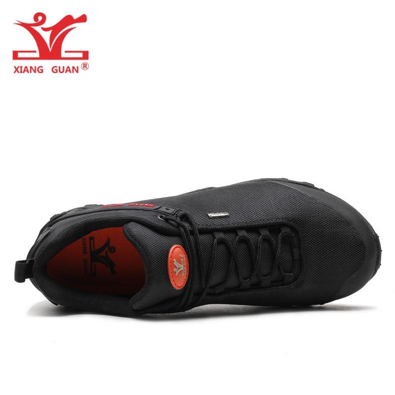 XIANG GUAN Hombre Senderismo Zapatos Hombre Botas de Trekking - Zapatillas - foto 3