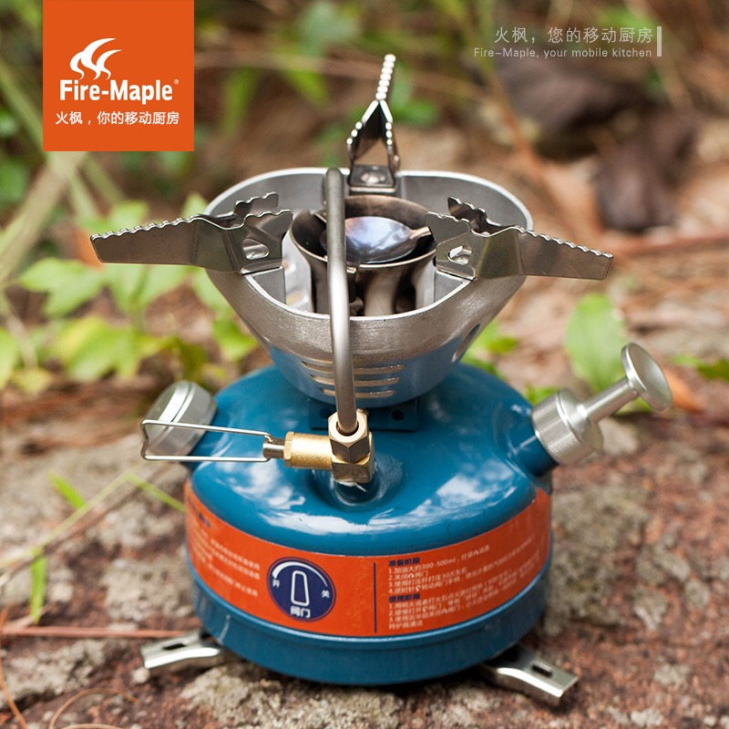 Fire Maple Outdoor Camping Stove Portable Liquid Fuel Oil Gasoline Stoves 3500W 760g цена 2017