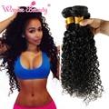 Best Brazilian Hair Vendors Virgin Hair Kinky Curly Bundles 3 Pcs Highlighted Brazilian Hair Extensions Meches Bresilienne Lots