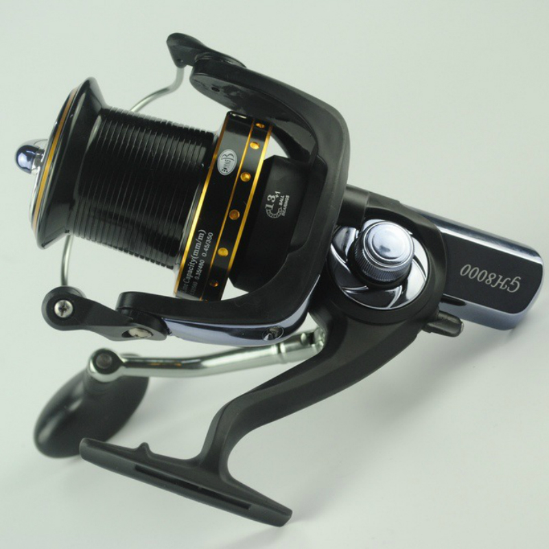 General 7000 and 8000 Long Short Spinning Fishing Reels Carp Fly  Fishing Reel катушка для спиннинга agriculture fisheries and magic with disabilities 7000 8000 9000 11
