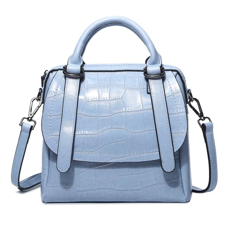 Hot Sale New Women s Handbags Female Shoulder Bag Women Messenger Bag Luxury Crocodile Pattern Female