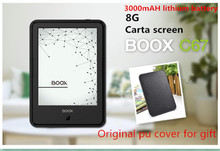 Original ONYX BOOX C67ML Carta E book+case with 3000mAH lithium battery Touch Eink Screen EBook Reader 8G WIFI Frontlight