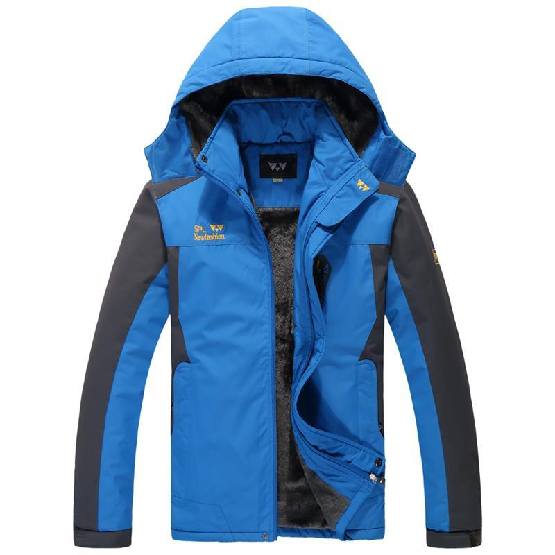 Plus size Winter coat jackets mens Windproof Jacket 9XL 8XL 6XL 5XL 4XL 5 Outwear parka homme Men Men Jacket Men Parkas big men plus size 4xl 5xl 6xl 7xl 8xl 9xl winter pant sport fleece lined softshell warm outdoor climbing snow soft shell pant