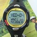 men's women outdoor sports Wristwatches digital Monitor heartbeat Stopwatch Calories Alarm Perpetual Calendar love  brand clocks