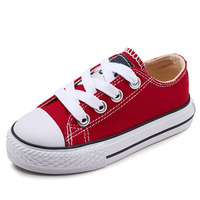 Kids Shoes For Girl Children Canvas Shoes Boys Sneakers 2017 Spring Autumn Girls Shoes White High