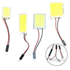 Image 1 - COB LED Lamp Chip 12V DC IP65 No Need Driver Lampada LED Bulb Flood Light Chip SMD3528 SMD5050 SMD5730 Diy Spotlight Lighting