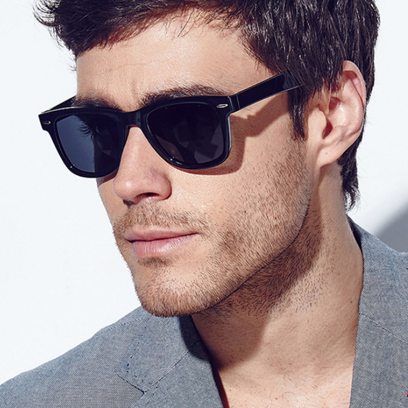 Branded Wayfarer Sunglasses