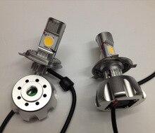Super Bright Car Led Headlight H4 Cree 4300k , H4 Car Led Head light 3000lm , Auto H4 Led Headlamp Bulb , H4 Led Head Lamp