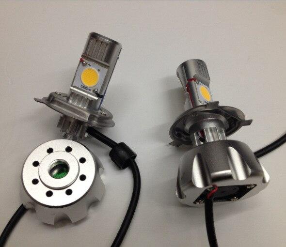 YY Super Bright Car Led Headlight H4 4300k 6000k , H4 Car Led Head light 3000lm , Auto H4 Led Headlamp Bulb , H4 Led Head Lamp 90w h4 car led headlight super bright