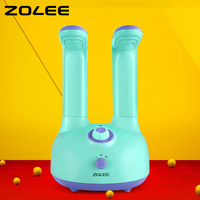 ZOLEE Folding Intelligent Electric Shoes Dryer Sterilization Sanitiser Telescopic Adjustable Deodorization Drying Machine