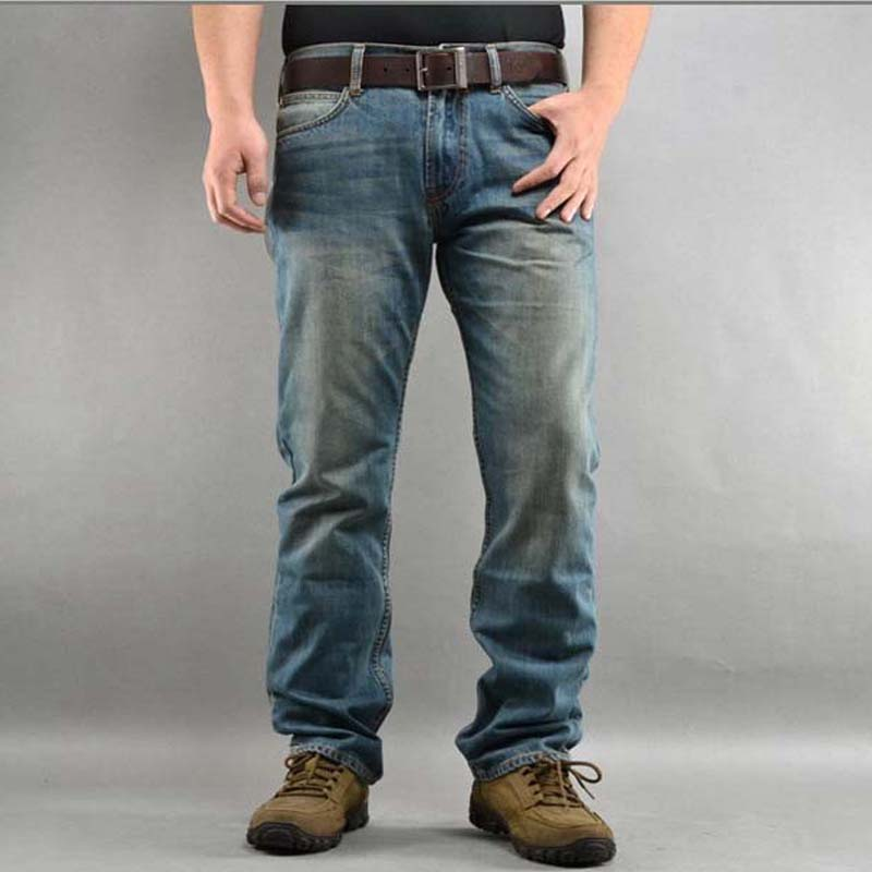 Popular Mens Jeans Long-Buy Cheap Mens Jeans Long lots from China ...