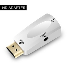 1080P-HDMI-Male-to-VGA-Female-Adapter-Audio-Video-Converter-Cable-for-PC-HDTV-US 1080P-HDMI-Male-to-VGA-Female-Adapter-Audio-V