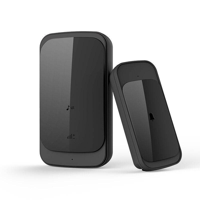 Waterproof Doorbell with Touch Pad Sensor Smart Bell Wireless Doorbell EU/US plug With Touch Button ransmitter.Battery InsideWaterproof Doorbell with Touch Pad Sensor Smart Bell Wireless Doorbell EU/US plug With Touch Button ransmitter.Battery Inside