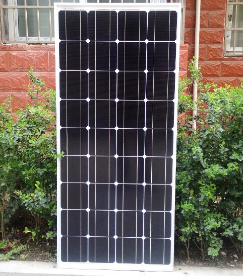 High Quality 100W 18V monocrystalline silicon Solar Panel Used For 12V photovoltaic Power Home Diy Solar System Factory Supply
