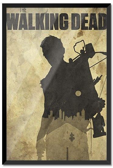 3pcs Solid frame 001 The Walking Dead Season 5 Zombie Blood TV ...