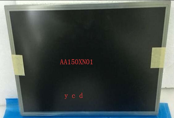 15 inch AA150XN01 AA150XN07 1024*768 LCD screen aa150xn01 15 lcd screen panel 100% tested before shipping perfect quality aa150xn01