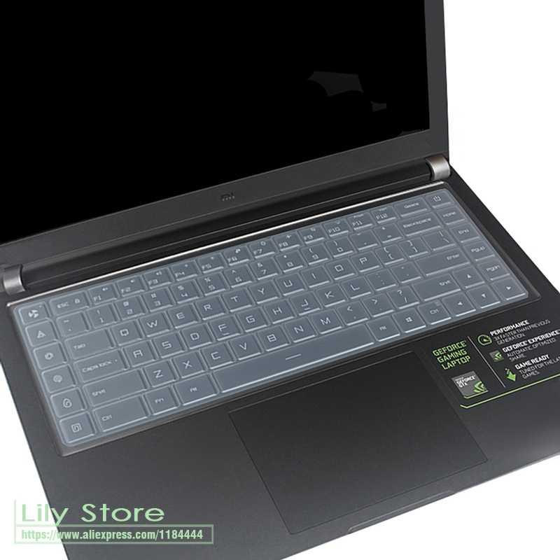 עבור שיאו mi mi Ga mi ng מחשב נייד 15.6 ''i5 GTX1050 i7 GTX1060 משחק מחברת 15 15.6 inch סיליקון מקלדת מגן עור כיסוי משמר