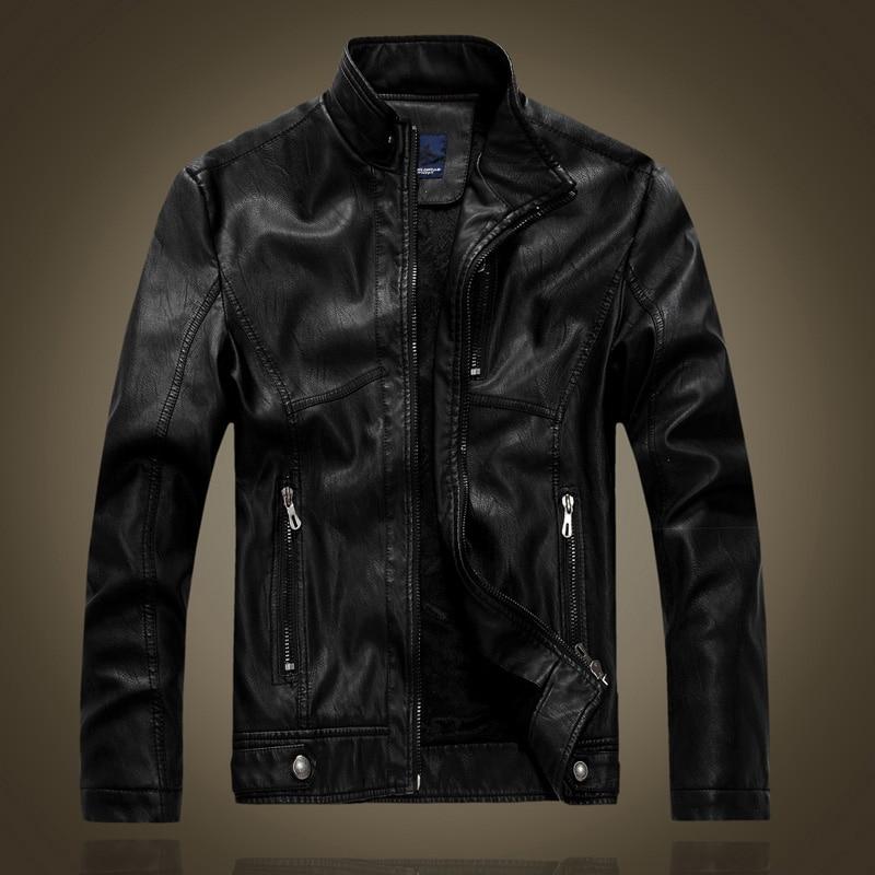 Pantofi din piele de căprioară de toamnă și iarna motocicletă - Imbracaminte barbati