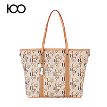european style ladies leisure ladies tote handbag printing women shoulder bags