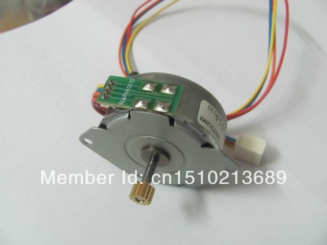 M42sp 6npk stepper motor mitsumi motor japan stepping for Stepper motor holding torque calculator