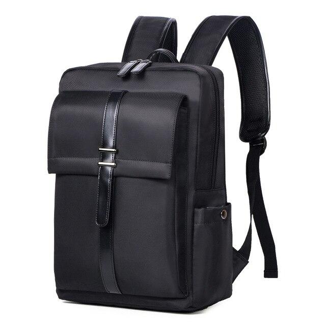 2019 New Vintage Men Backpacks Functional Daypack School Bags for Teenage Large Capacity Laptop Backpack Casual Women Backpack