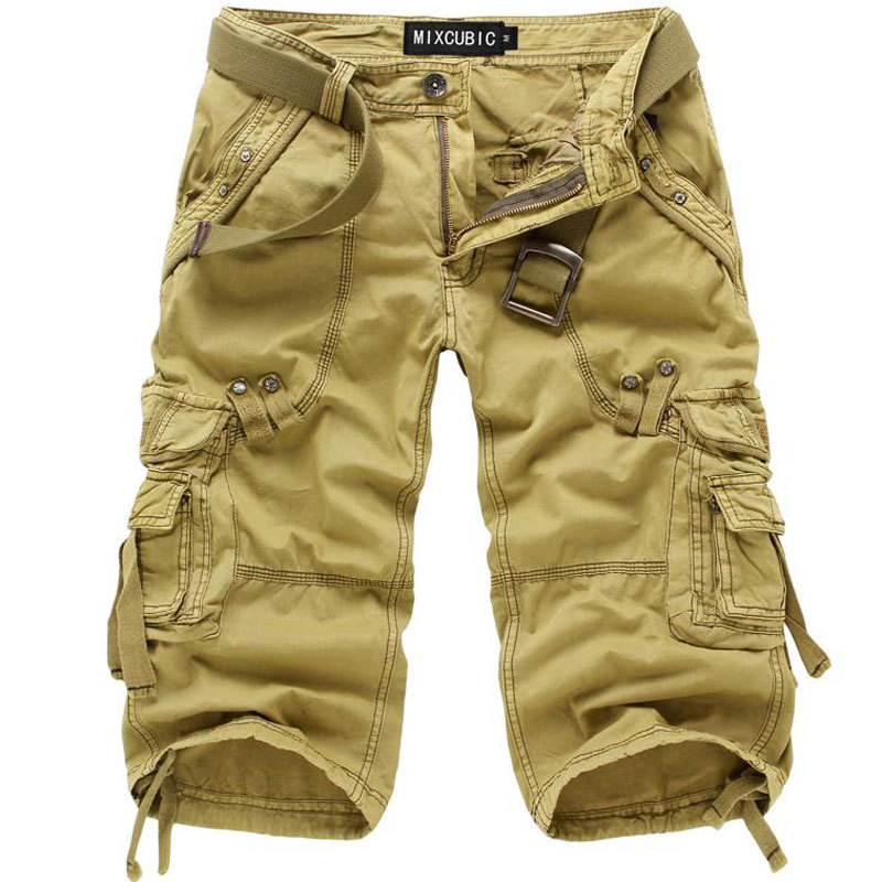 Popular Linen Cargo Shorts-Buy Cheap Linen Cargo Shorts lots from ...