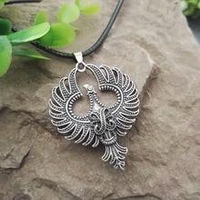 1pcs dropshipping bird pendant  a symbol of freedom Firebird Phoenix Necklace  SanLan