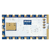 DRA818V VHF Band Wireless Voice Transceiver Module Transmitter And Receiver