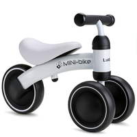 Brand Children Balance Bikes Scooter Baby Walker Infant 1 3years Scooter No Foot Pedal Driving Bike Gift for Infant three wheel