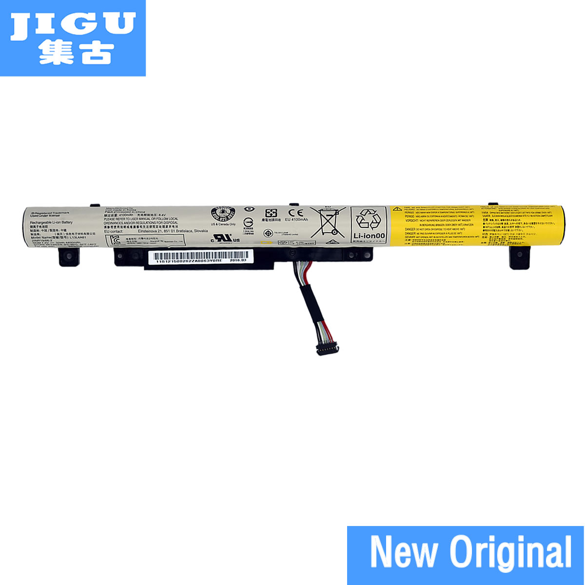 JIGU L13L4A61 L13L4E61 L13M4A61 L13M4E61 L13S4A61 Original laptop Battery For Lenovo Flex 2 14 15 2-14d 2-15d 2-14 2-15 щетки стеклоочистителя bosch aero 3 397 008 539 650mm