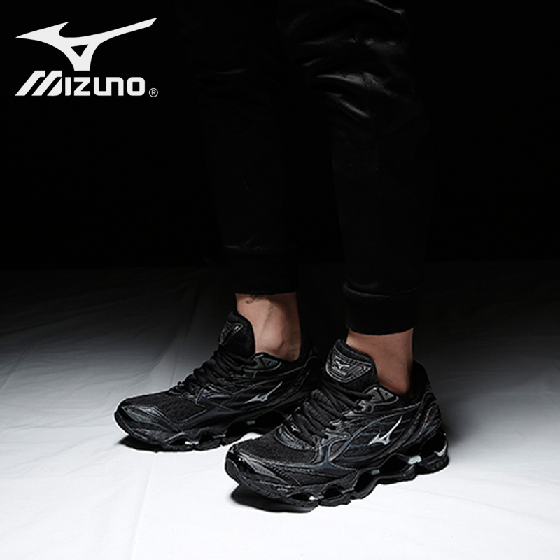 MIZUNO WAVE Prophecy 6 professional Men shoes Original outdoor breathable Weightlifting Shoes Comfortable Sport Sneakers