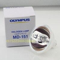 Olympus MD 151 15V150W halogen Cold Light Source V70 Gastroscope Light Bulb MD 151 JCM 15 150FP