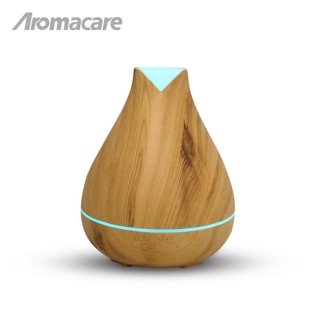 Aromacare 530 ml Air Humidifier Aroma Diffuser Keren Humidifier Aromaterapi Diffuser Minyak Fungsi Timer untuk Spa Rumah