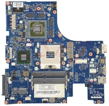 цена на LA-9061P for Lenovo ideapad Z500 laptop motherboard HM76 DDR3 Free Shipping 100% test ok
