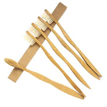 200 PCS/lot Bamboo Toothbrush Wholesale Environment Bamboo Toothbrush Special link for LAETITIA BRETECHE