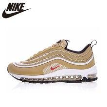 4cc4cd1e5a2 Originele Nieuwe Aankomst Authentieke Nike Air Max 97 heren Running  Schoenen Outdoor Sport Sneakers Comfortabele Goede