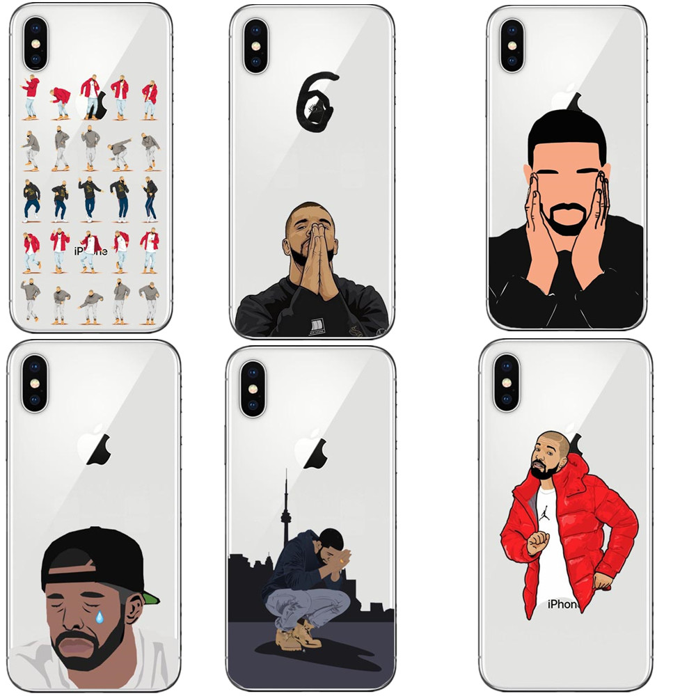 coque iphone xr drake