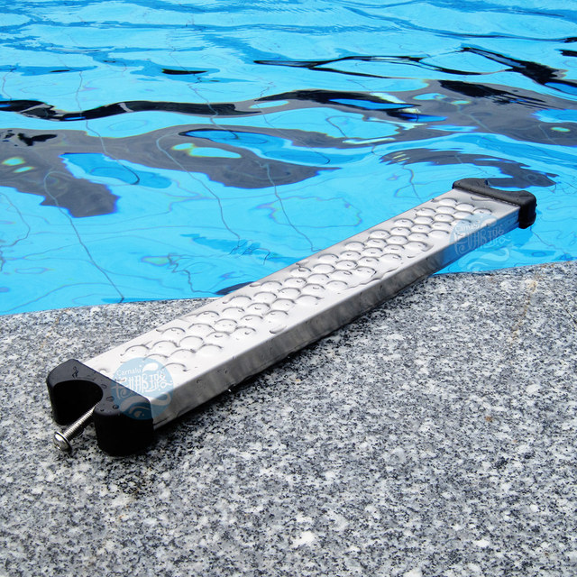 Swimming Pool Stainless Steel Replacement Ladder Rung Step