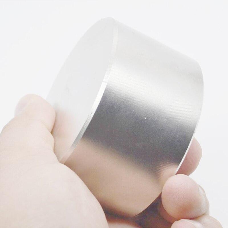 HYSAMTA 1 pièces N52 aimant néodyme 70x40mm métal gallium chaud super fort aimants ronds 70*40mm puissants aimants permanents - 5