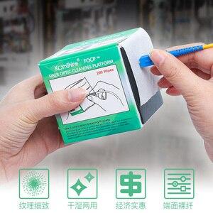 Image 2 - Komshine ไฟเบอร์ออปติกทำความสะอาด FOCP ชุดสำหรับ FC/SC/ST 2.5 มม. 1.25 มม. LC Bare fiber universal Connector