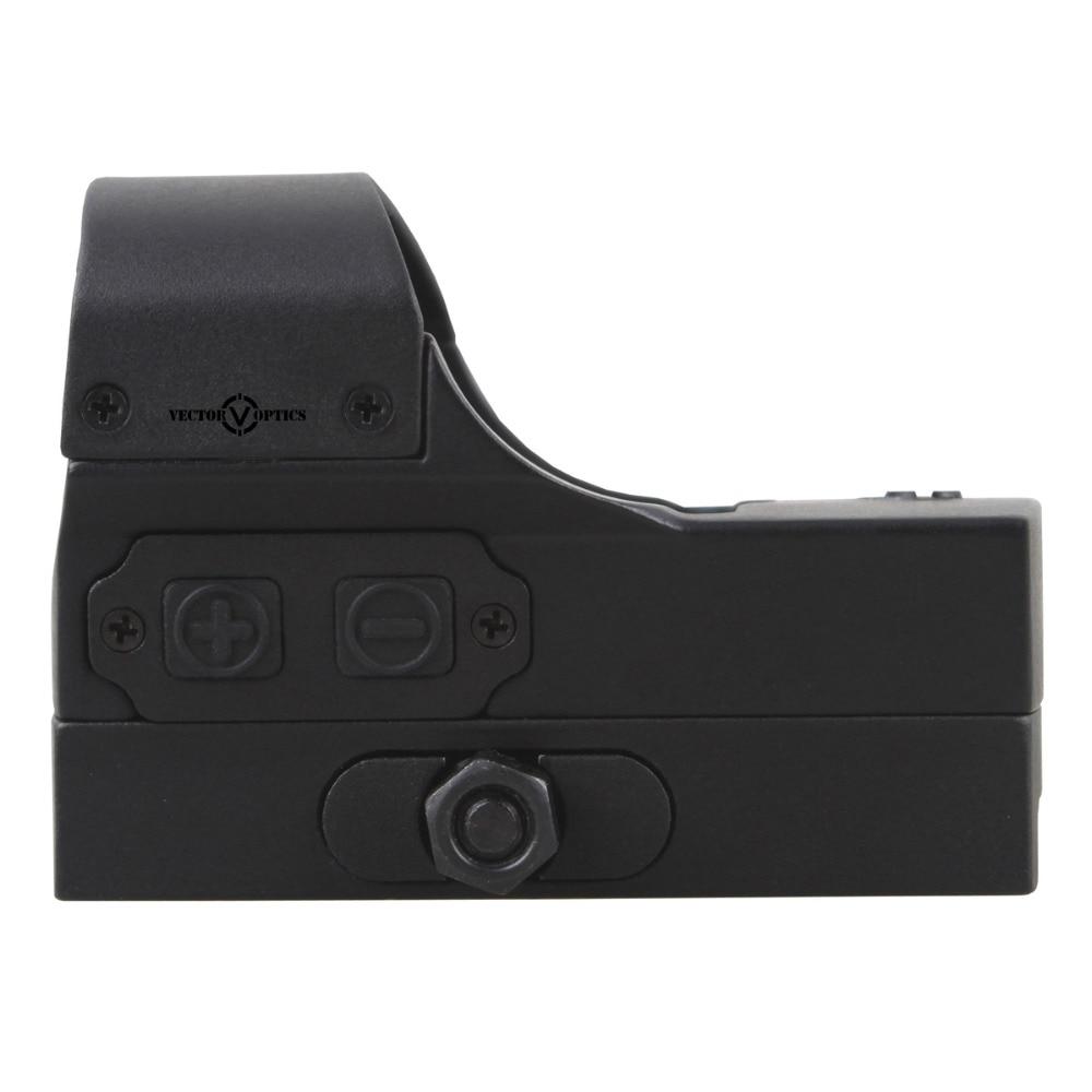 Óptica de vectores de gama alta Rifle táctico 1x22x33 3 Pistola MOA - Caza - foto 3