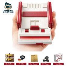 Лидер продаж мини Семья ТВ игра классический ретро 30 Юбилей видео игры Детская портативных игровых консолей 400 различных игр