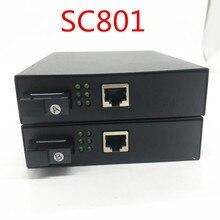 Linsn SC801 одномодовый светодиодный преобразователь волокна